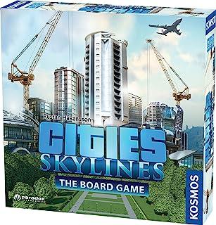 Cities: Skylines (English)