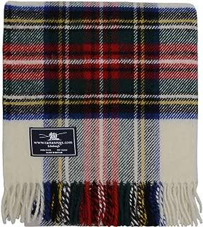 tartan travel rug