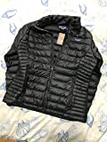 Patagonia Damen Jacke Sweater, Black, S, 84683
