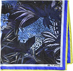 Jungle Pocket Square