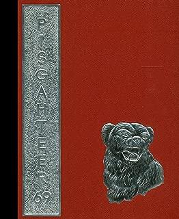 (Reprint) 1969 Yearbook: Pisgah High School, Canton, North Carolina