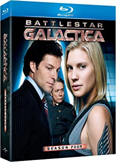 Battlestar Galactica (BLU RAY) Blu-ray