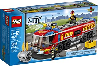LEGO City Great Vehicles 60061 Airport Fire Truck