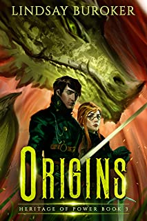Origins (Heritage of Power Book 3) (English Edition)