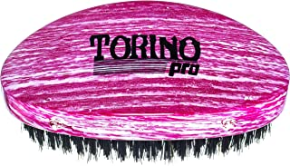 Torino Pro Wave Brushes By Brush King #27- Medium Hard Curve Palm Brush - Great for wolfing- For 360 waves