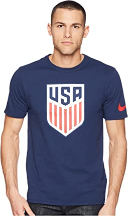 USA Crest Tee