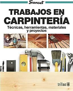 Trabajos en carpintería / Carpentry Works (Spanish Edition)
