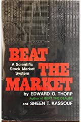 Beat the Market: A Scientific Stock Market System Hardcover
