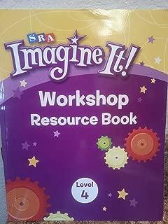SRA IMAGINE IT! WORKSHOP RESOURCE BOOK LEVEL 4