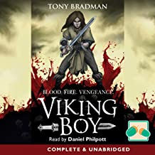 Viking Boy: Blood. Fire. Vengeance.