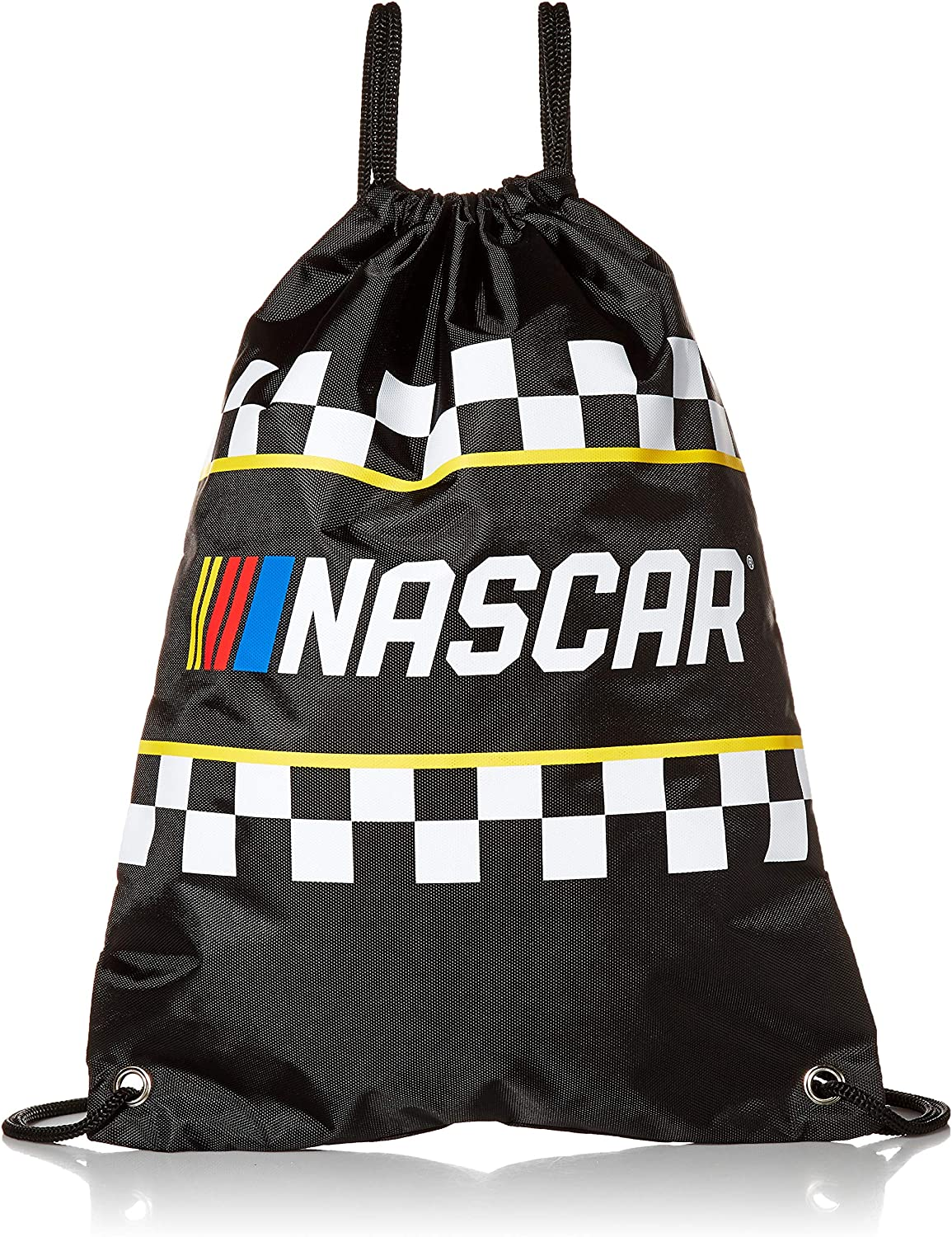 2021new shipping free shipping NASCAR Unisex Drawstring Backpack free Color Team Size One