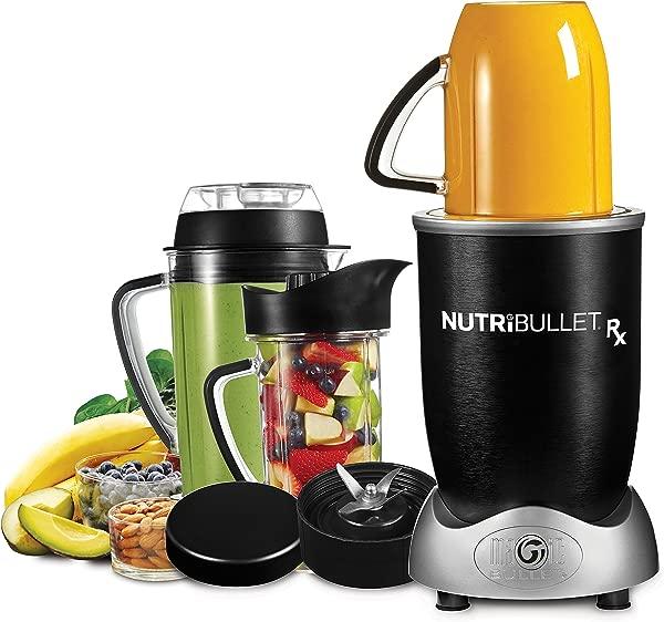 NutriBullet Rx N17 1001 Blender Black