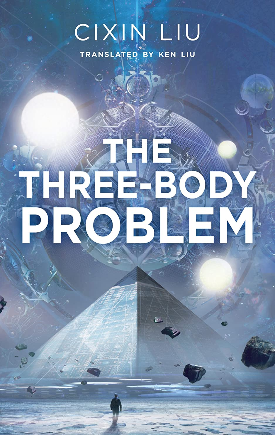 無関心眉交差点The Three-Body Problem (English Edition)