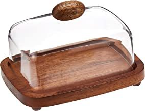 Butter Dish With Acrylic Cover - ACA-920