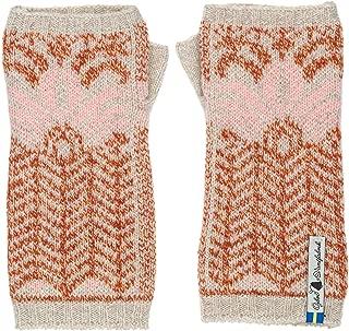 Öjbro Swedish made 100% Merino Wool Soft & Warm Wrist Warmers (as Featured by the Raynauds Assn)
