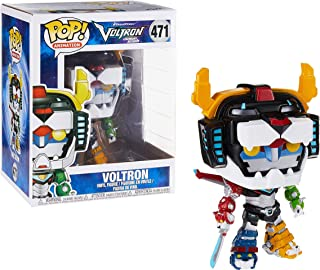 pop 6 inch Animation: Voltron-Voltron