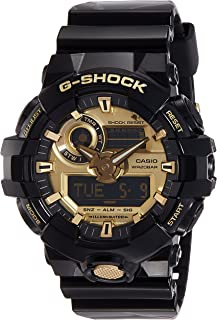Casio G-Shock Analog-Digital Gold Dial Men's Watch - GA-710GB-1ADR (G740)
