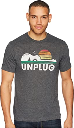 Unplug Camp Guitar Cool Tee