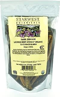 Starwest Botanicals Organic 6