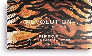 Makeup Revolution Eyeshadow Palette, Wild Animal Fierce