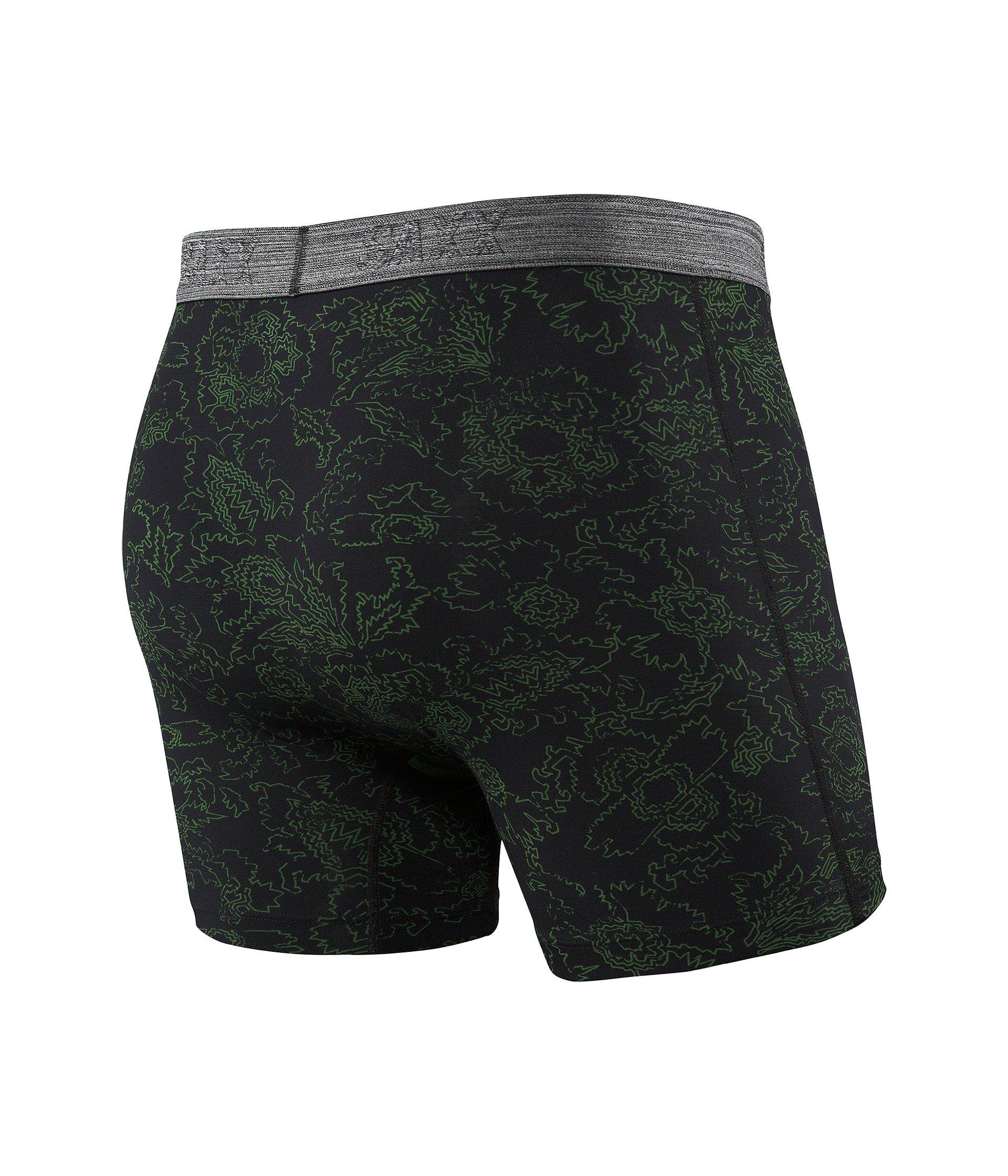 saxx underwear platinum boxer fly at. Black Bedroom Furniture Sets. Home Design Ideas