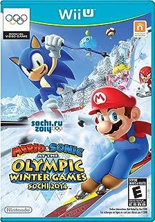 Mario & Sonic at the Sochi 2014 Olympic Winter Games - Nintendo Wii U (Renewed)