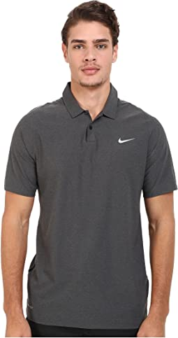 Nike Golf - Tiger Woods Velocity Woven Solid Polo