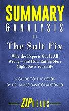 Best the salt fix summary Reviews