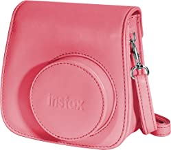 Fujifilm Instax Groovy Camera Case For Instax Mini 8 and 9 - Raspberry