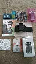 Canon EOS Rebel T5i Digital SLR Camera with Ef-s 18-55mm is STM + 75-300mm Lens