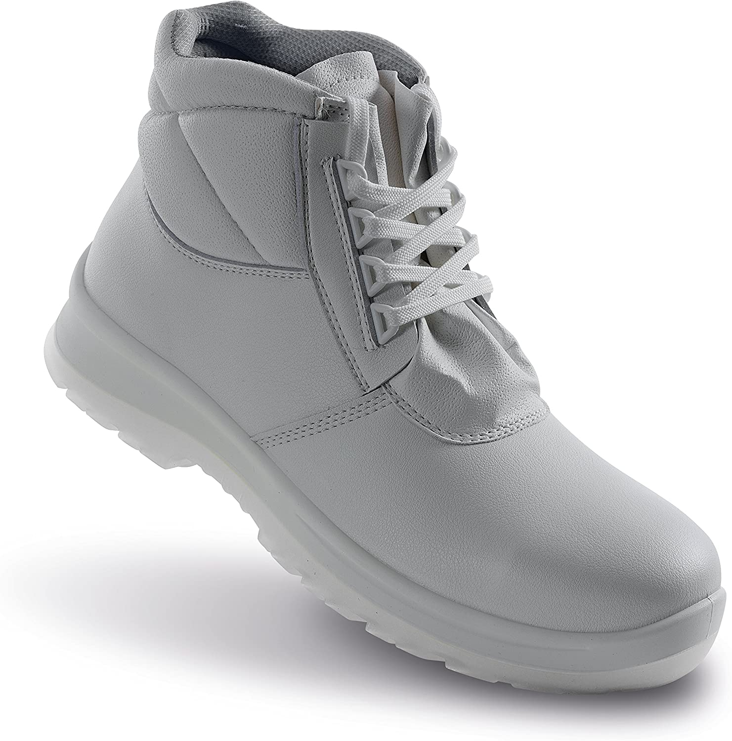 Sixton Bergamo 86206-00 White S2 Food Industy Laced Safety Boot