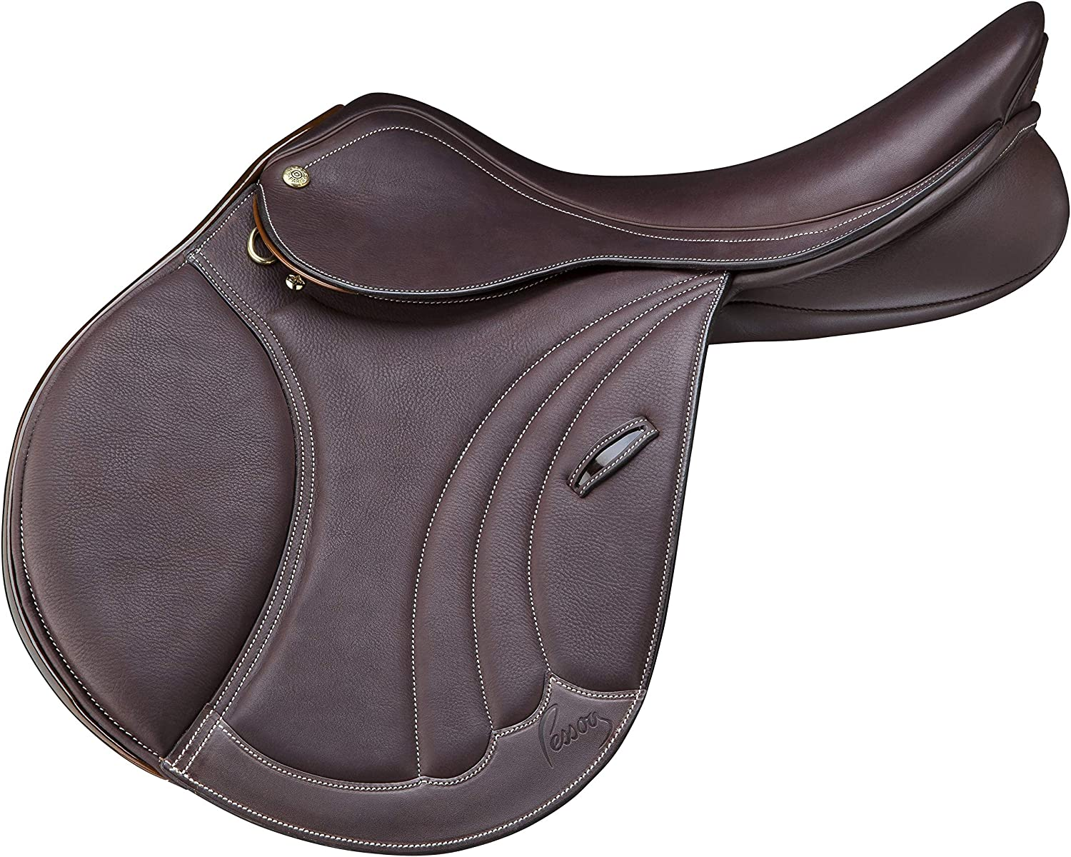 Pessoa Safety and trust Tomboy II 55% OFF Leather Saddle Covered