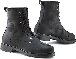 TCX X-Blend Waterproof Black Motorcycle Boots 7300W 47 / 12.5