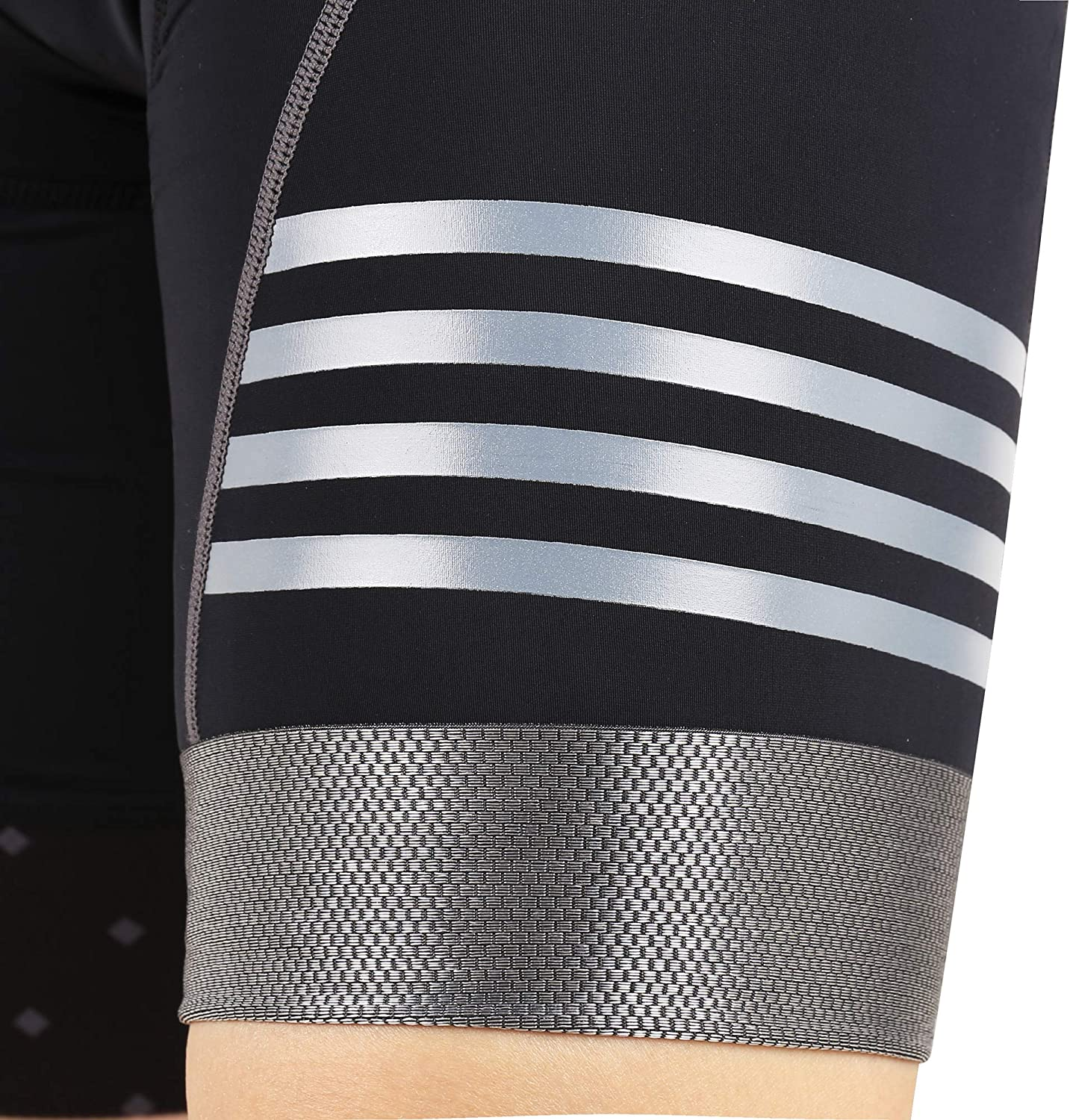 Cycling Underwear Pants Breathable NEENCA Mens Bike Cycling Shorts with 4D Sponge Gel Padded Bicycle Riding Tights