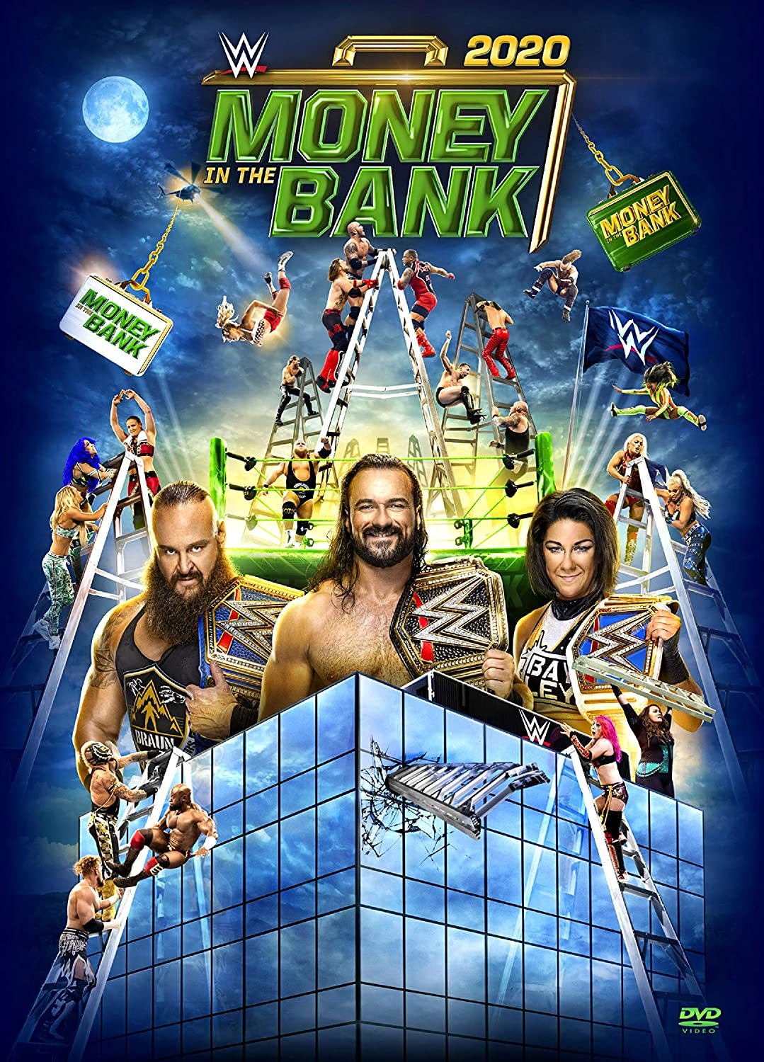 WWE: Money In The 2020 Sale Special Price Max 55% OFF DVD Bank