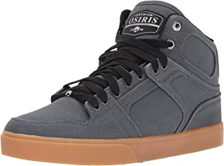 f92104f66c Osiris NYC 83 VLC DCN Hi Top Skate Shoe - Charcoal / Gum