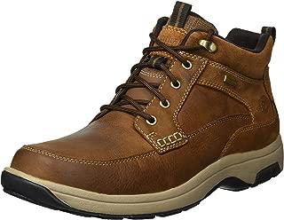 Dunham Men's 8000 Mid Boot Ankle, tan, 14 6E US