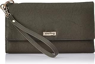 Amazon Brand - Eden & Ivy Women's Wallet (Olive)