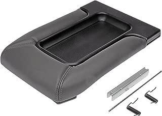 Dorman 924-811 Center Console Lid Kit - Dark Gray for Select Chevrolet/GMC/Cadillac Trucks