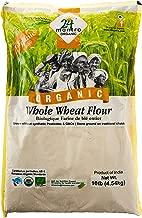 Organic Whole Wheat Flour (Atta) - 10 Lbs