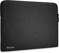 ProCase MacBook Pro 15 Sleeve 2018 2017 2016, Protective Case Slim Pouch Cover Laptop Carrying Bag for Apple MacBook Pro 15