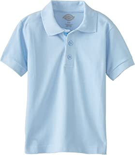 blue school shirts