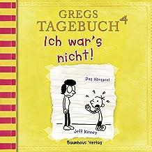 Ich war's nicht!: Gregs Tagebuch 4