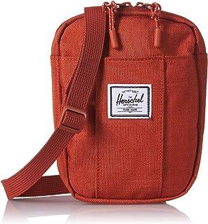 Herschel Cruz - Bolso bandolera, color Rojo, talla Talla única