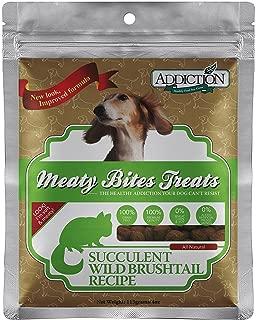 Addiction Wild Brushtail Meaty Bites Grain Free Dog Treats