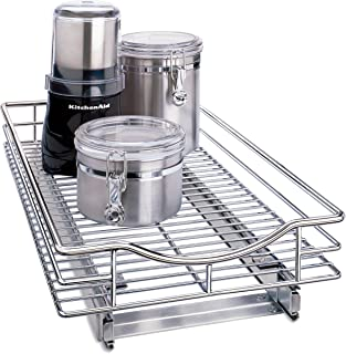 pull out appliance shelf