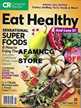 Consumer Reports Magazine: Eat Healthy January 2018 (afamncg store)