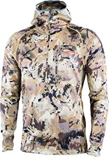 Sitka Men's Grinder Insulated Fleece Camo Hunting Hoody