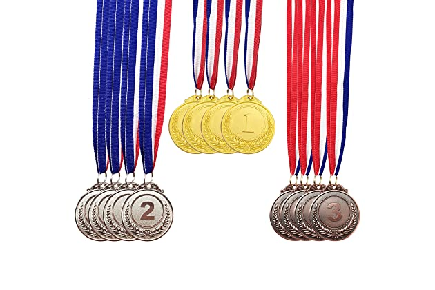 Best cheap medals for awards | Amazon com