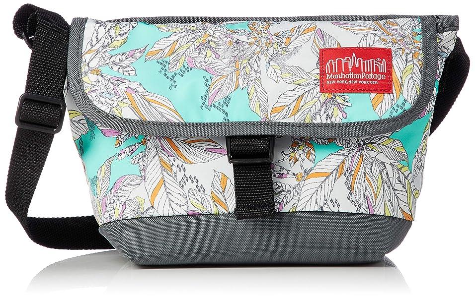 ペルソナ首謀者トーン[マンハッタンポーテージ] ショルダーバッグ 公式 Liberty Fabric Casual Messenger Bag